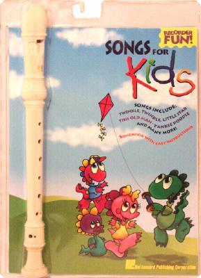 Songs for Kids Recorder Fun Pack Hal Leonard Publishing Company