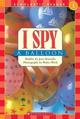 I Spy a Balloon  by  Jean Marzollo