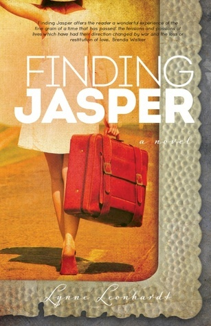 Finding Jasper Lynne Leonhardt