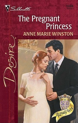 Pregnant Princess  by  Anne Marie Winston