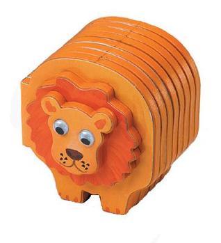 Chunky Safari Lion Chunky Safari Lion Emily Bolam