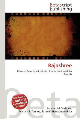Rajashree  by  NOT A BOOK