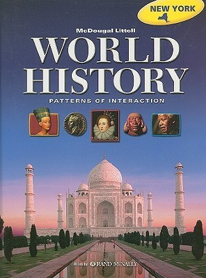 World History, New York Edition: Patterns of Interaction  by  Linda Black