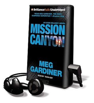 Mission Canyon [With Earbuds] Meg Gardiner