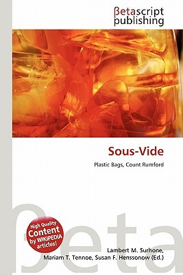 Sous-Vide NOT A BOOK