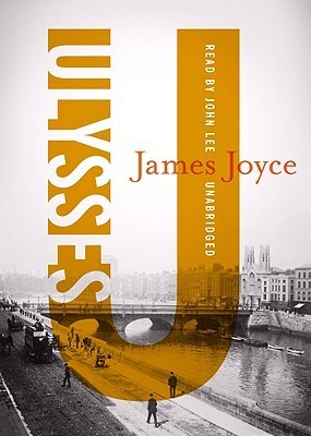 Ulysses [With Earbuds]  by  James Joyce