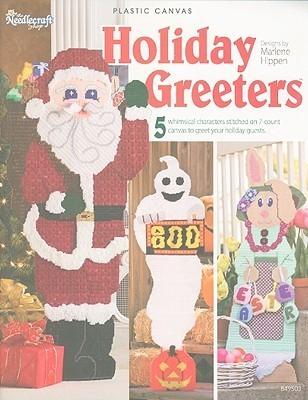 Holiday Greeters  by  Glenda Chamberlain