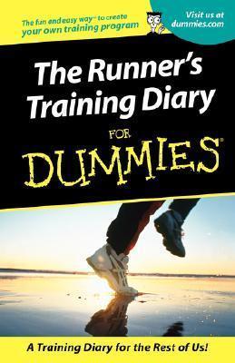 Runners Training Diary for Dummies  by  Allen St. John
