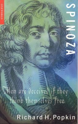 Spinoza  by  Richard H. Popkin