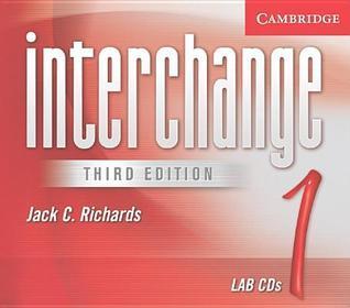 Interchange 1 Lab Audio CDs (4) Jack C. Richards