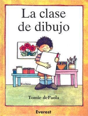 La Clase de Dibujo  by  Tomie dePaola