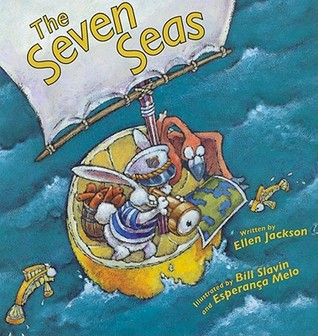 The Seven Seas  by  Ellen Jackson