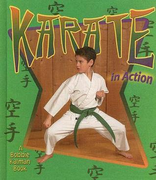 Karate in Action Kelley Macaulay