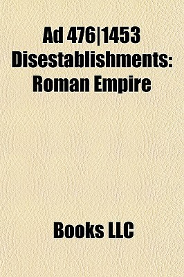 Ad 4761453 Disestablishments Books LLC