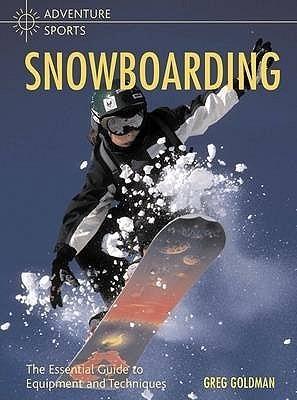 Snowboarding Greg Goldman
