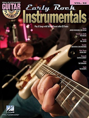 Early Rock Instrumentals [With CD (Audio)]  by  Hal Leonard Publishing Company