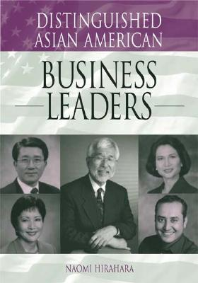 Distinguished Asian American Business Leaders Naomi Hirahara