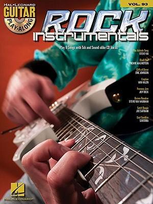 Rock Instrumentals [With CD (Audio)] Hal Leonard Publishing Company