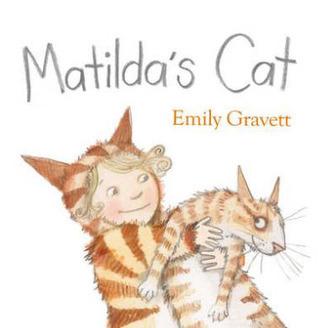 Matildas Cat  by  Emily Gravett
