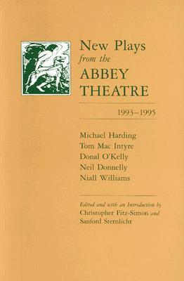 New Plays from the Abbey Theatre 1993-1995  by  Christopher Fitz-Simon
