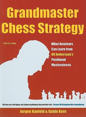 Grandmaster Chess Strategy: What Amateurs Can Learn from Ulf Anderssons Positional Masterpieces  by  Jurgen Kaufeld