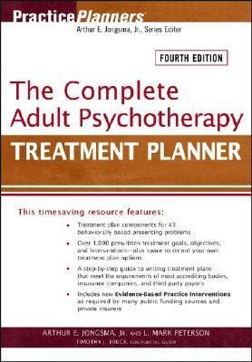 The Group Therapy Treatment Planner, with Dsm-5 Updates  by  Arthur E. Jongsma Jr.