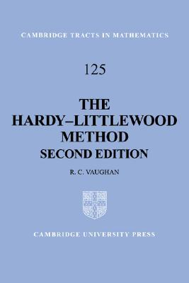 The Hardy-Littlewood Method R.C. Vaughan