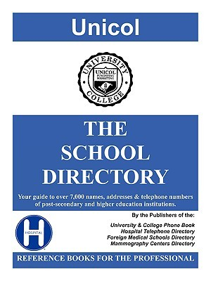 The School Directory Henry A. Rose
