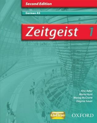 Zeitgeist: 1: As Students Book  by  Morag McCrorie