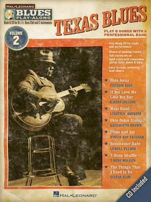 Texas Blues: Blues Play-Along Volume 2 Hal Leonard Publishing Company