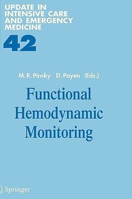 Functional Hemodynamic Monitoring Michael R. Pinsky