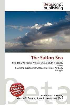 The Salton Sea  by  NOT A BOOK