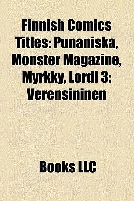 Finnish Comics Titles  by  Books LLC