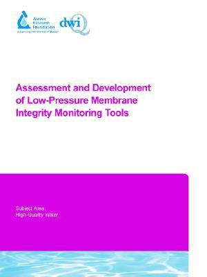 Assessment And Development Of Low Pressure Membrane Integrity Monitoring Tools Benito J. Marinas
