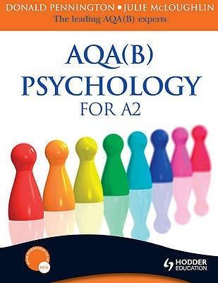 Advanced Psychology: Atypical Behaviour  by  Donald Pennington