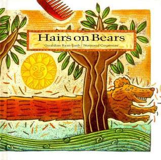 Hairs on Bears Nikolaus Rush-Lush