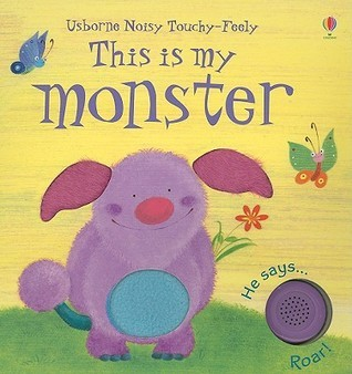This Is My Monster [With Monster Sounds] Sam Taplin