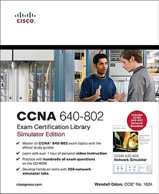 CCNA 640-802 Exam Certification Library Wendell Odom