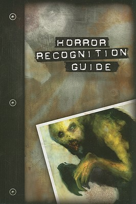 Horror Recognition Guide  by  Matt McFarland