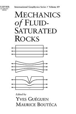 Mechanics of Fluid-Saturated Rocks  by  Yves Guéguen