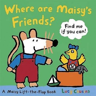 Where Are Maisys Friends?  by  Lucy Cousins