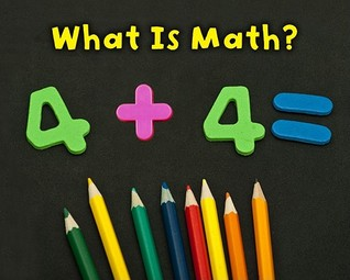 What Is Math?  by  Tracey Steffora