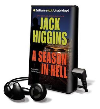 A Season in Hell [With Earbuds]  by  Jack Higgins