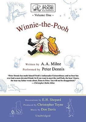 Winnie-the-Pooh Volume 1 A.A. Milne