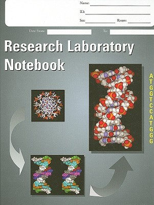 Research Laboratory Notebook American Society for Microbiology