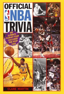 Official NBA Trivia Clare Martin