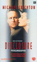 Disclosure: Pengungkapan Michael Crichton