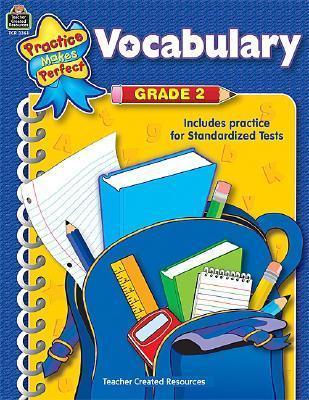 Vocabulary Grade 2 Stephanie Buehler