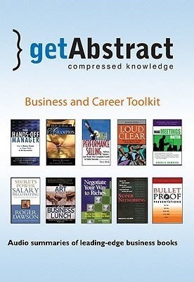 Business and Career Toolkit  by  Blackstone Audiobooks