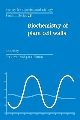 Sebs 28 Biochemistry of Plant Cell Walls Chris T. Brett